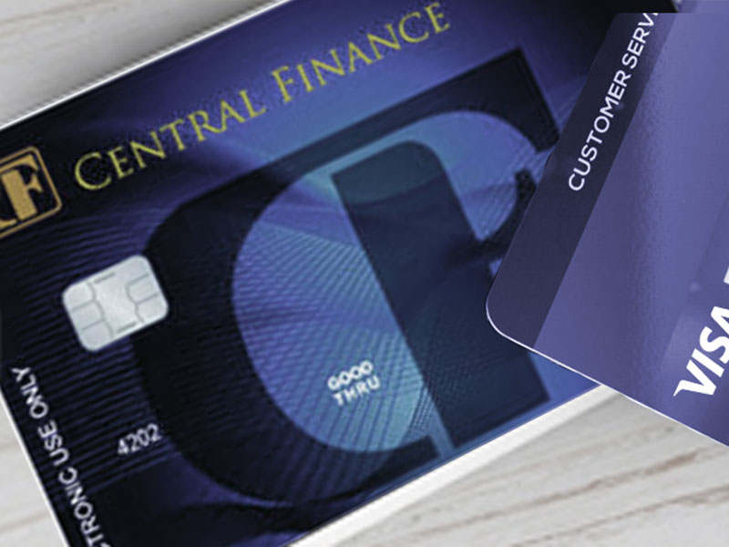 Central-Finance-Debit-card